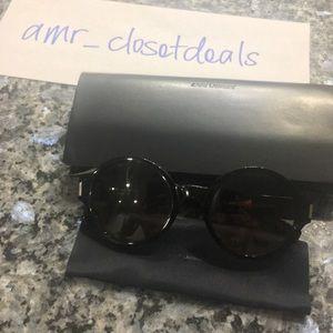 Saint Laurent YSL Havana SL 63 sunglasses